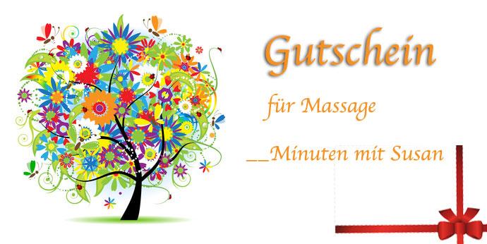 Gutschein Massage MÜnchen Haidhausen
