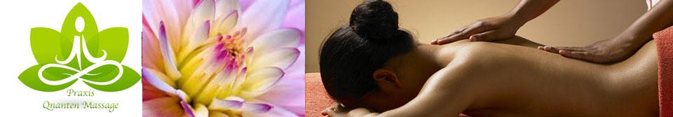 Die Kunst der Berührung durch Massage lernen