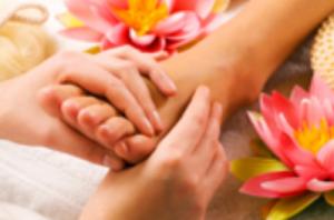 Fussreflex Massage Reflexzonen Massage